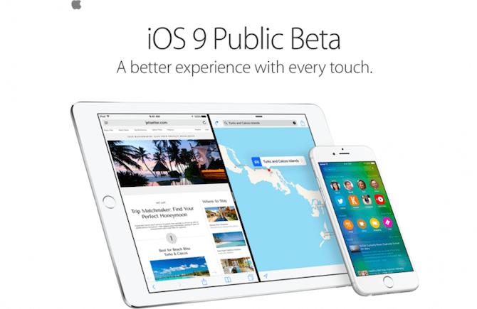 iOS 9 Publiczna Beta – Warto instalować?