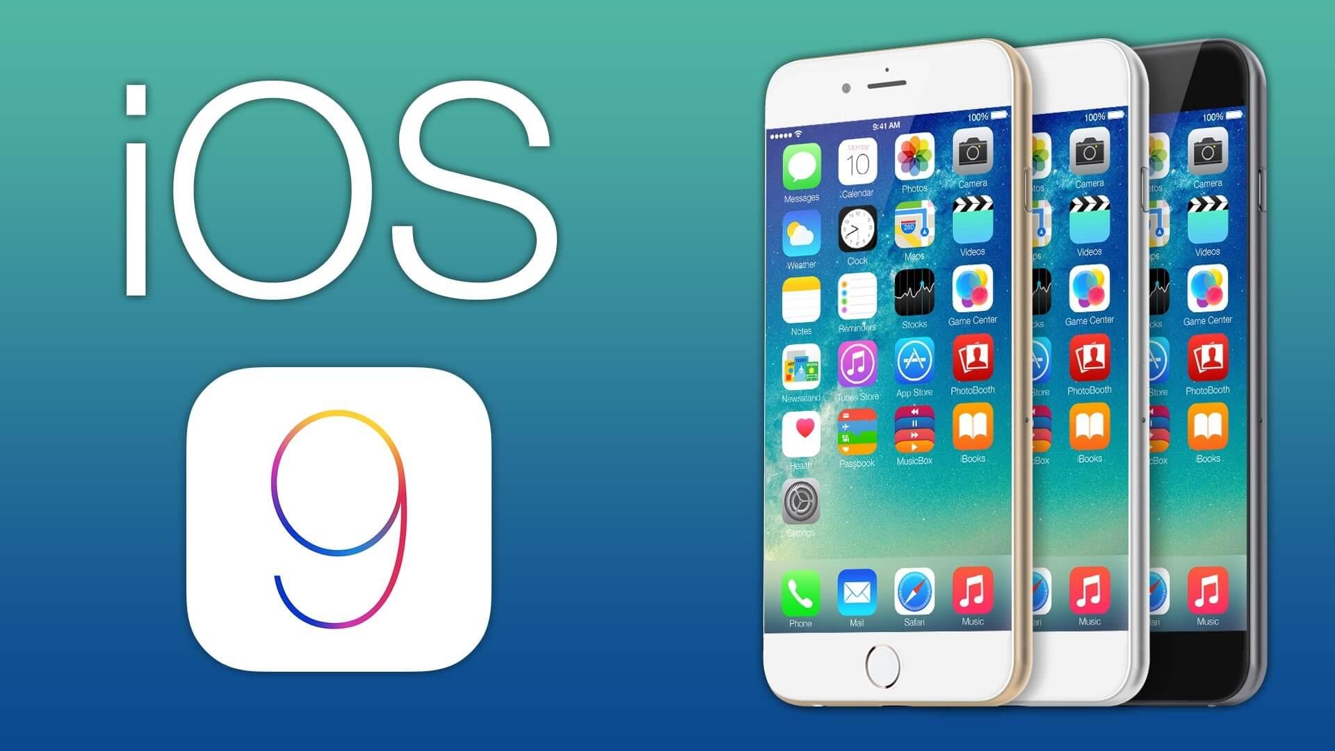 Wiemy kiedy premiera iOS 9.