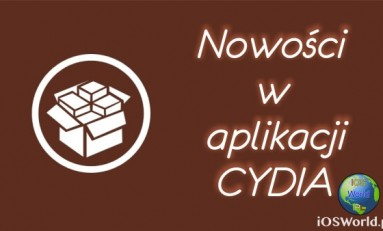 Cydia - Dużo nowości w aplikacji