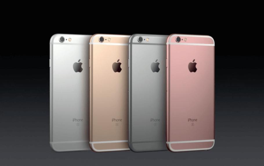 Najbardziej rozchwytywanym kolorem iPhone 6S jest …