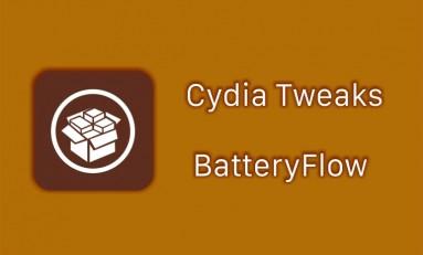 BatteryFlow - alarmy o zużyciu baterii