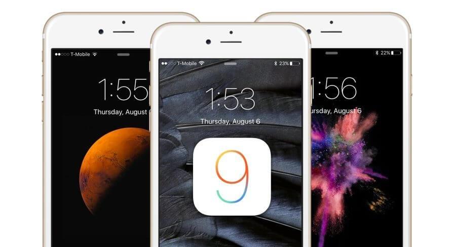 15 nowych tapet z iOS 9 beta 5.