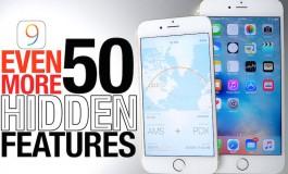 Kolejne 50 ukrytych funkcji iOS 9