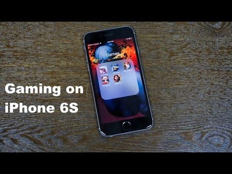 Jak sprawdza się iPhone 6s w grach