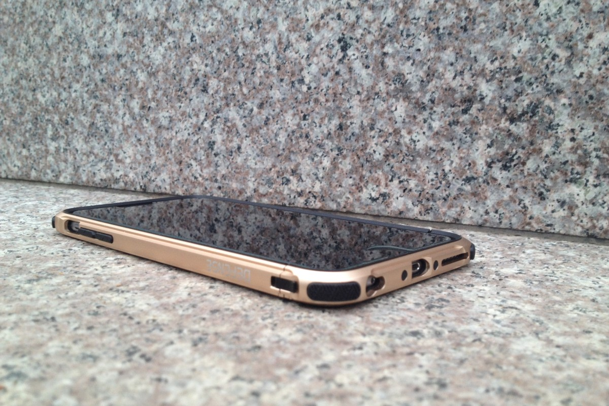 X-Doria Defense Gear – Aluminiowy bumper iPhone 6 Plus