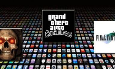 Najlepsze porty retro gier dla iOS - Final Fantasy, GTA, Baldur's Gate