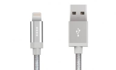 Kanex MiColor LED Lightning - kabel z diodami