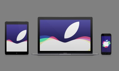 Tapety z okazji konferencji Apple 9 września