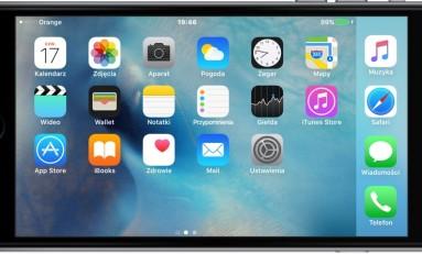 Nowości w iOS 9 iPhone 6 Plus
