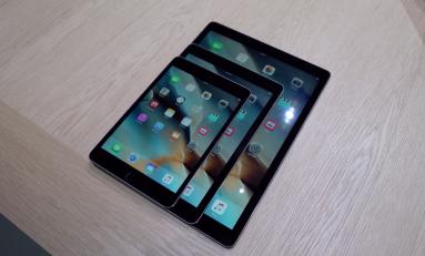 Nowy iPad Pro już na filmach w sieci!