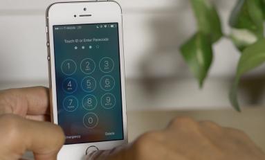 iOS 9 pozwala na obejście 4 cyfrowego kodu blokady!