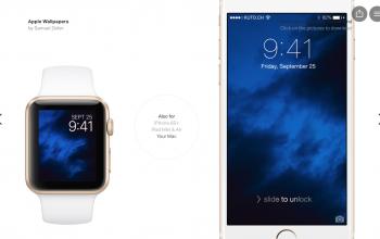 30 niesamowitych tapet na iPhone'a, iPad'a, Mac'a, a także na Apple Watch.