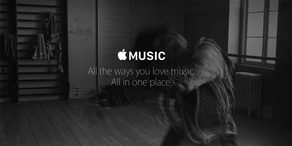 Utwory z Apple Music, jako dźwięk budzika.