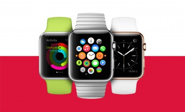 Apple Watch w Apple Store Polska na iOS!