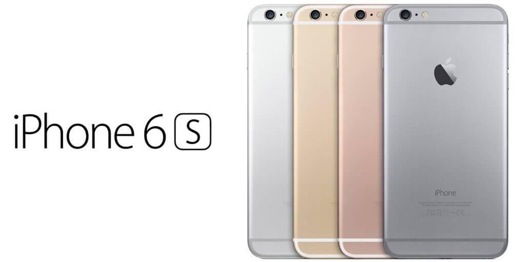 iPhone 6S aparat do selfie 5mp a główny…