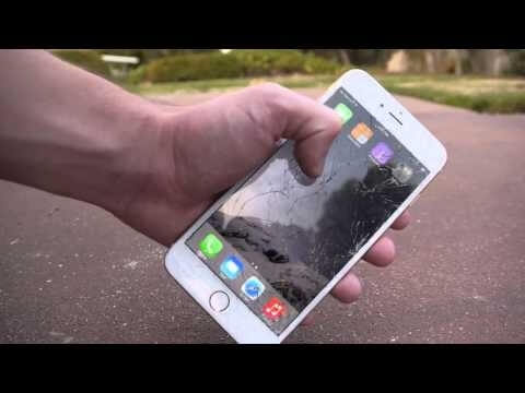 Drop test iPhone 6 Plus vs 6 vs 5S vs 5C vs 5 vs 4S vs 4 vs 3GS vs 3G vs 2G.