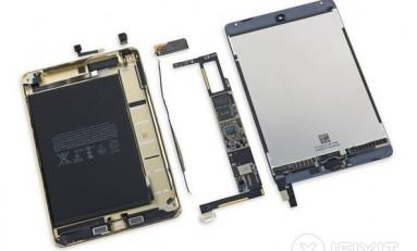 iPad mini 4 nago.