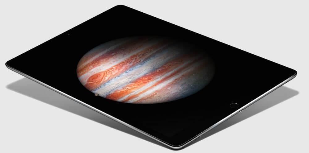 Prezentacja iPad Pro oraz akcesoriów do niego.