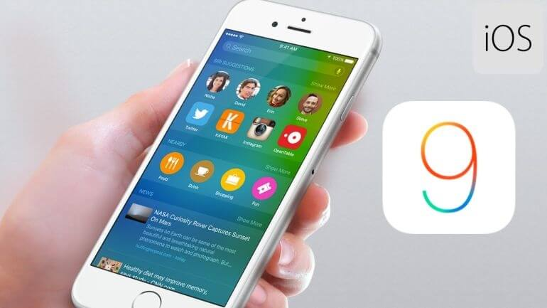Dziś oficjalna premiera iOS9 !
