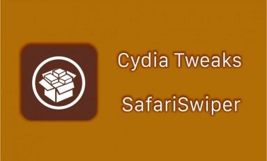 SafariSwiper - przełącznik zakładek Safari
