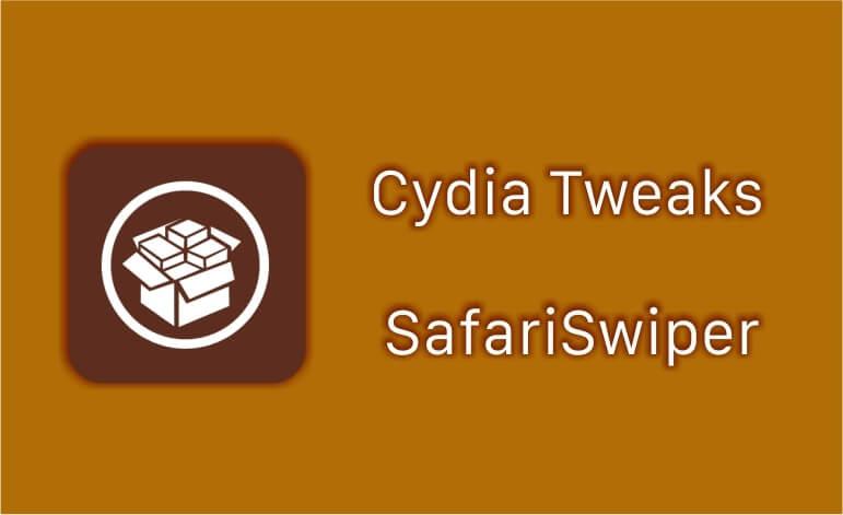 SafariSwiper – przełącznik zakładek Safari