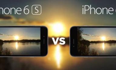 Porównanie zdjęć wykonanych iPhone 6S vs iPhone 6