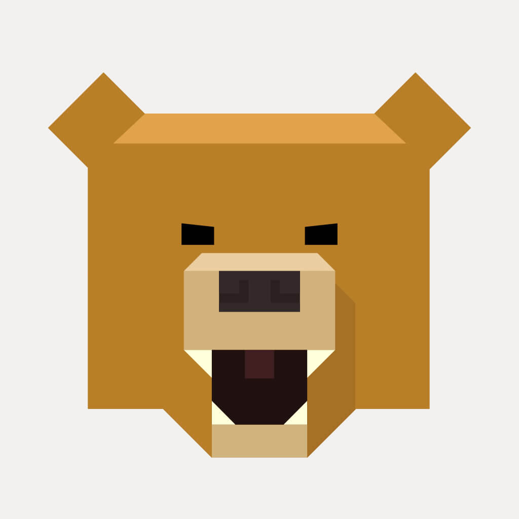 Pozbądź się reklam z Safari dzięki BlockBear: Block Ads and Protect Your Privacy With a Bear.