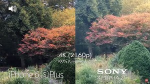 iPhone-6s-vs-Sony-Xperia-Z5-video