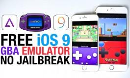 Emulatory GameBoy / Nintendo DS na iOS 9!