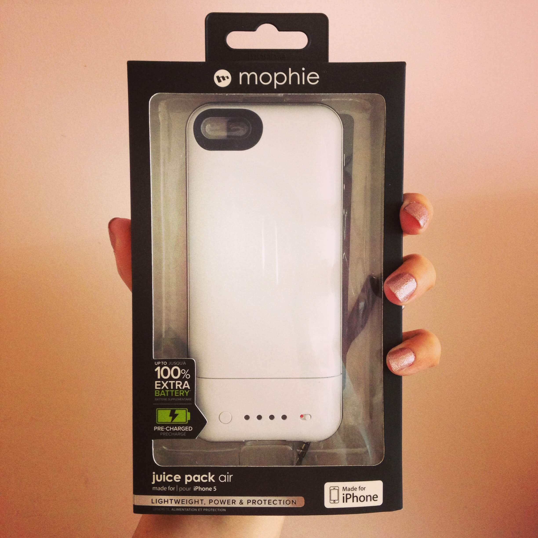 Mophie Juice Pack Air dla iPhone 5 recenzja.