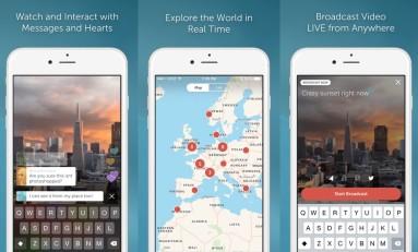 Listę najlepszych aplikacji w 2015 roku otwiera Periscope. Zobacz, co jeszcze znalazło się w top 25!