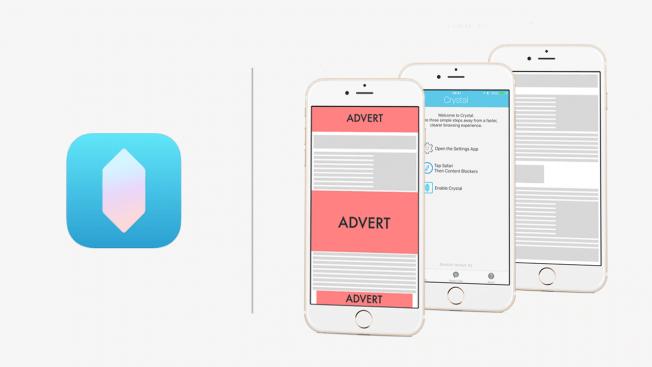 AdBlock przez VPN na iPhone z 32 bitowym procesorem, a zużycie baterii.