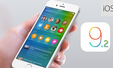 iOS 9.2 już do pobrania!