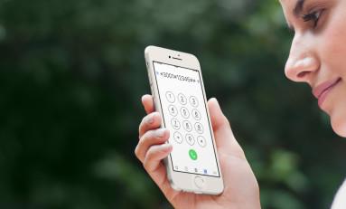 Jak sprawdzić jakość połączenia z siecią komórkową w iPhone.