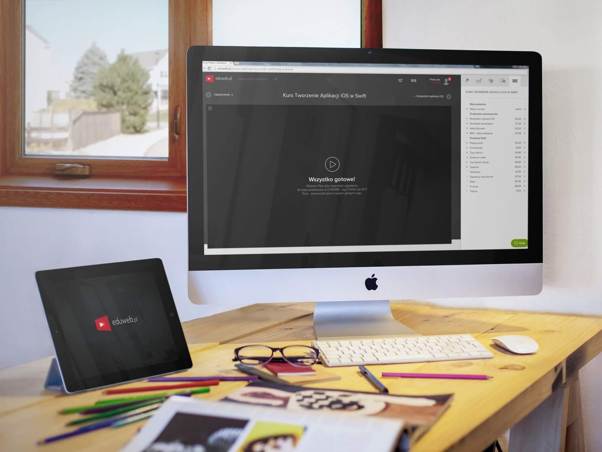 Kurs Tworzenie Aplikacji iOS w Swift