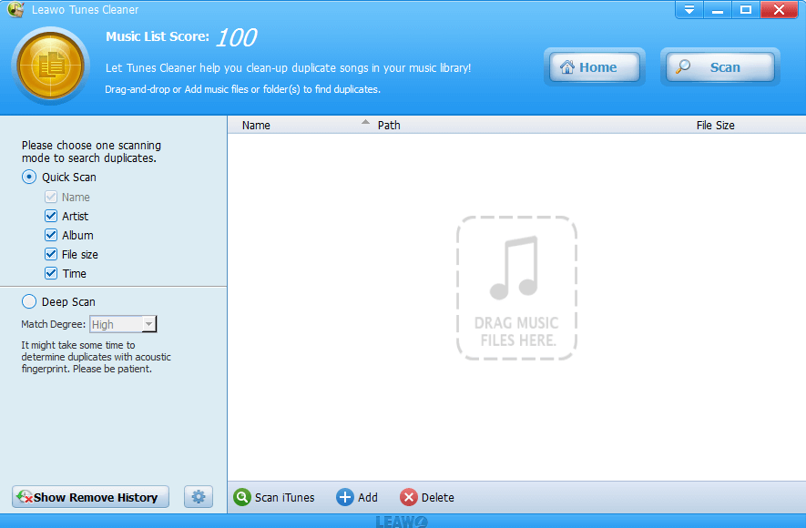tunes cleaner19