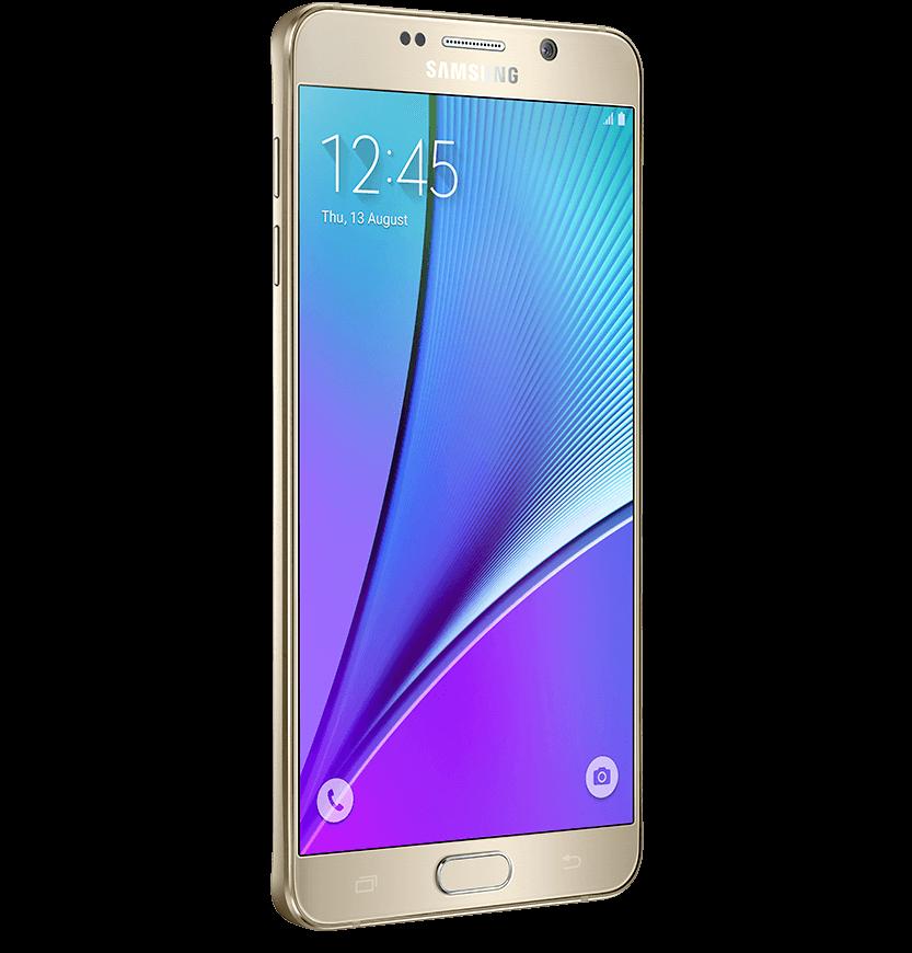 Samsung Galaxy Note 5 za darmo!