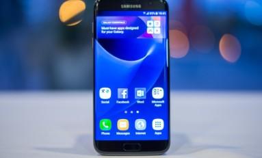Samsung Galaxy S7 oraz Galaxy S7 EDGE z bliska!
