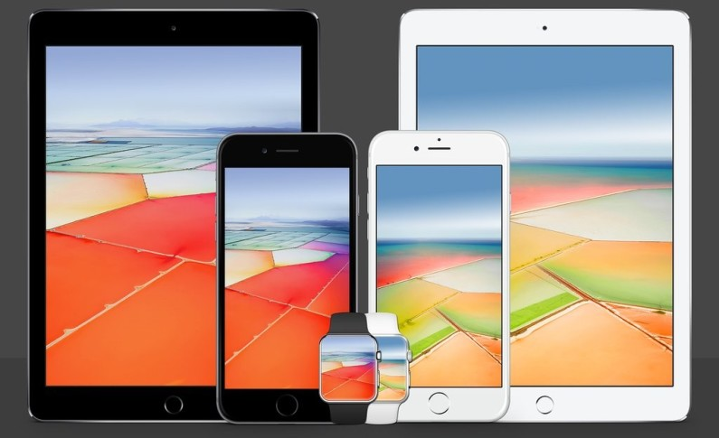 Nowe tapety na iPhone SE, iPada Pro oraz Apple Watch.