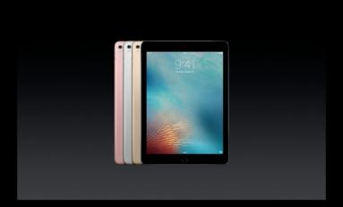 """iPad Pro 9,7"""" specyfikacja, cena data premiery!"""