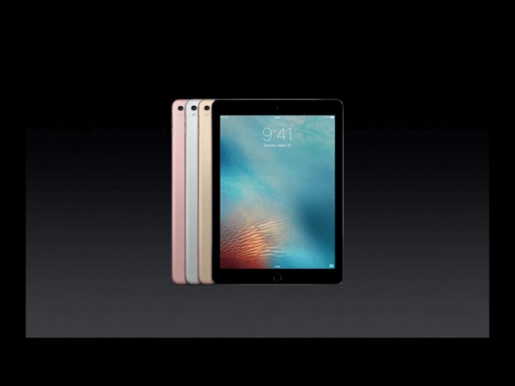 iPad Pro 9,7″ specyfikacja, cena data premiery!