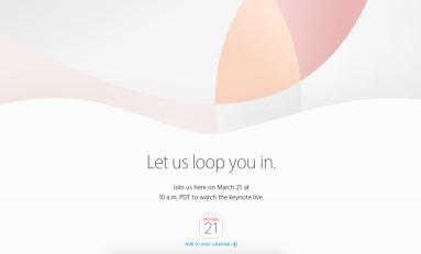 Jak obejrzeć dzisiejszą konferencje Apple?