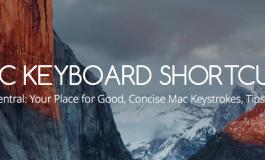 Przydatne skróty klawiszowe na Mac'a.