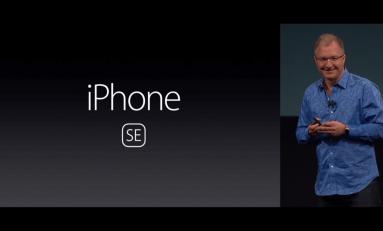 Tapety z iPhone SE dostępne do pobrania!