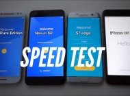 iPhone 6S Plus vs Samsung Galaxy S7 EDGE vs Nexusa 6P vs Moto X Pure