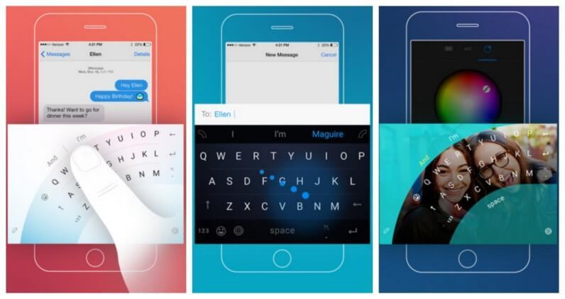 Word Flow – nowa klawiatura od Microsoftu jużdostępna dla urządzeń iOS.