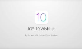 Niesamowity koncept dodatków do iOS 10 - taki system każdy by chciał!