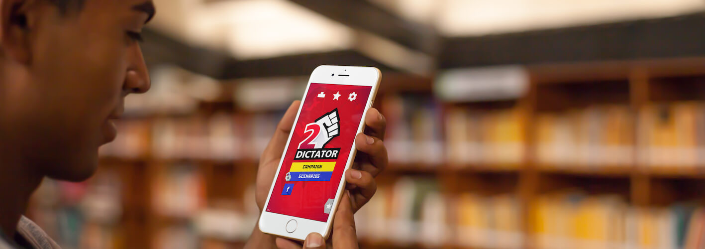Darmowa gra Dictator 2: Evolution dla czytelników iOSWorld.pl