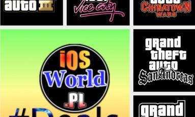 Wszystkie części: Grand Theft Auto na iOS w obniżonej cenie!