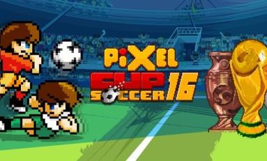 Wygraj Euro 2016 z Pixel Cup Soccer 16.
